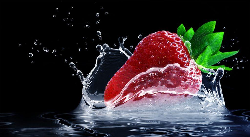 野菜からビタミンをとり健康になる