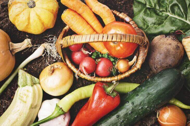 体臭改善方法1:抗酸化物質を多く摂取する