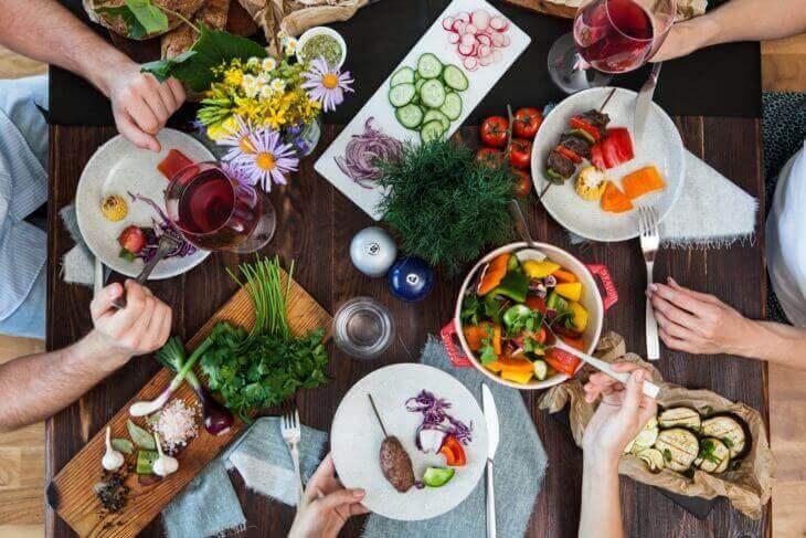 体臭改善3:肉を減らし野菜中心の生活へ
