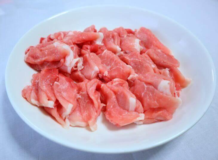 赤身肉やレバー
