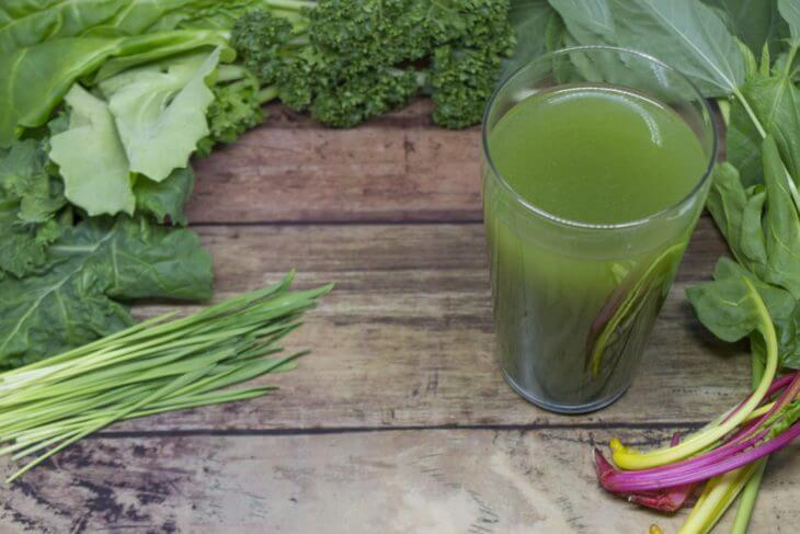 青汁満菜の主成分は大麦若葉