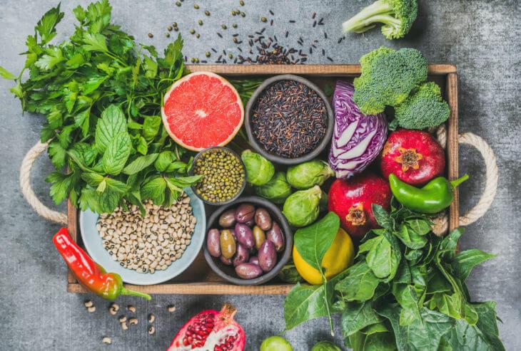野菜・果物を間違えやすい食べ物一覧