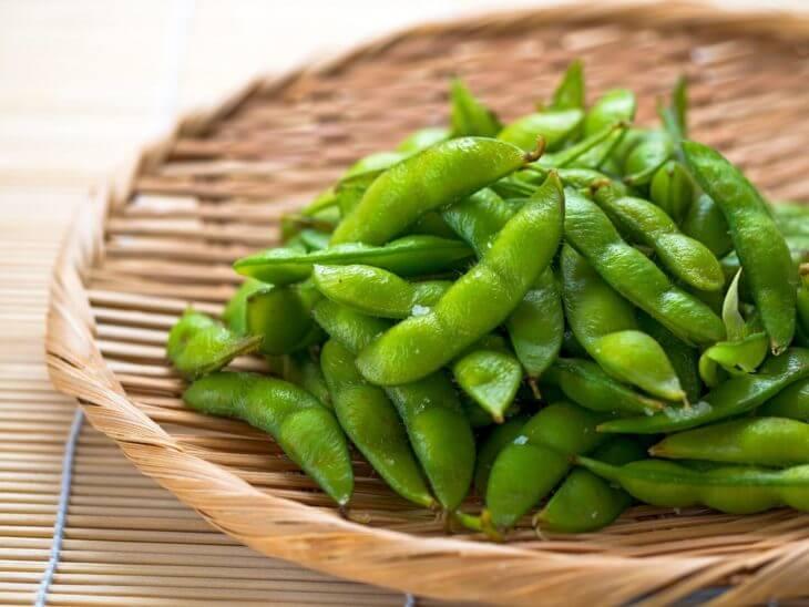 枝豆のカロリー・糖質ダイエットまとめ