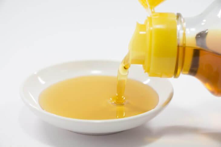 ごま油の酸化に注意