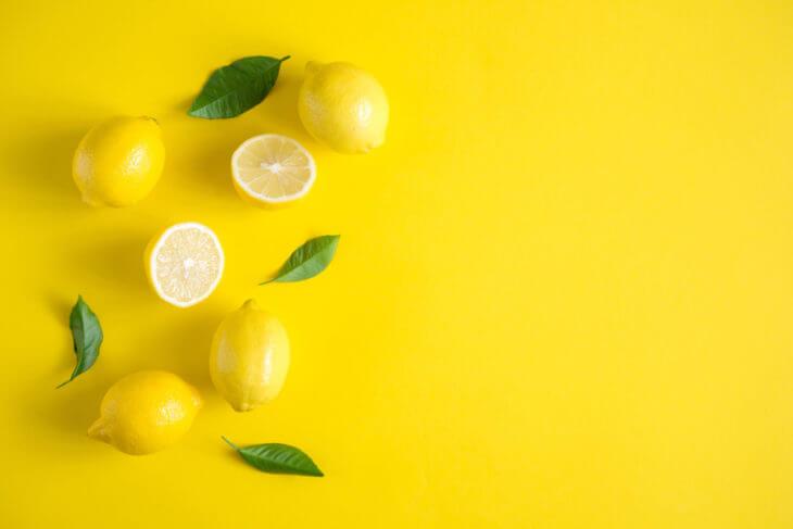 レモンの栄養素と効果効能まとめ