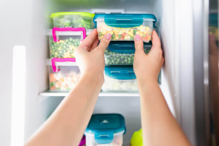 ごぼうの冷凍保存方法