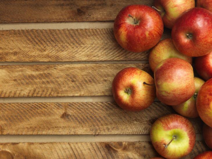美味しいりんごの選び方を紹介