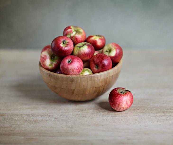 りんごの種類(品種)と特徴