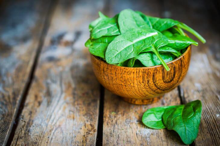 ほうれん草の栄養と効果効能は?