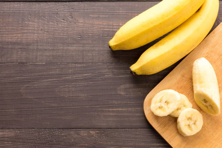 バナナはいつ食べると効果的?朝?夜?