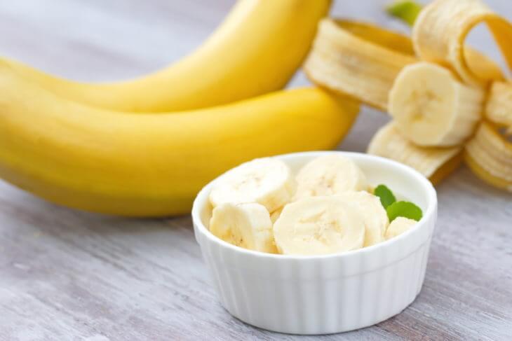 バナナの栄養や効果効能を紹介!