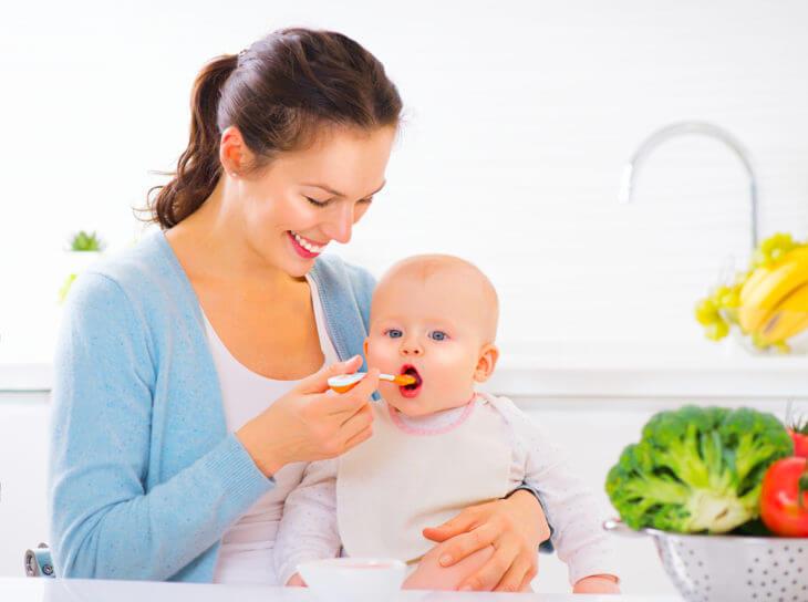 赤ちゃんの離乳食にいつから使える?アレルギーは?