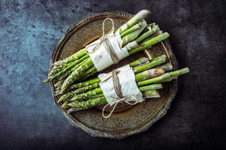 アスパラガスの栄養成分と効果効能は?