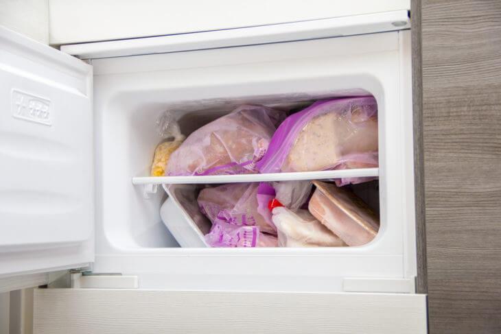 冷凍保存する方法は?