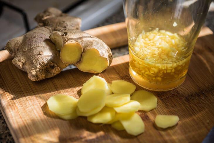 生姜の効果的な食べ方・体を温める効果を高める方法!