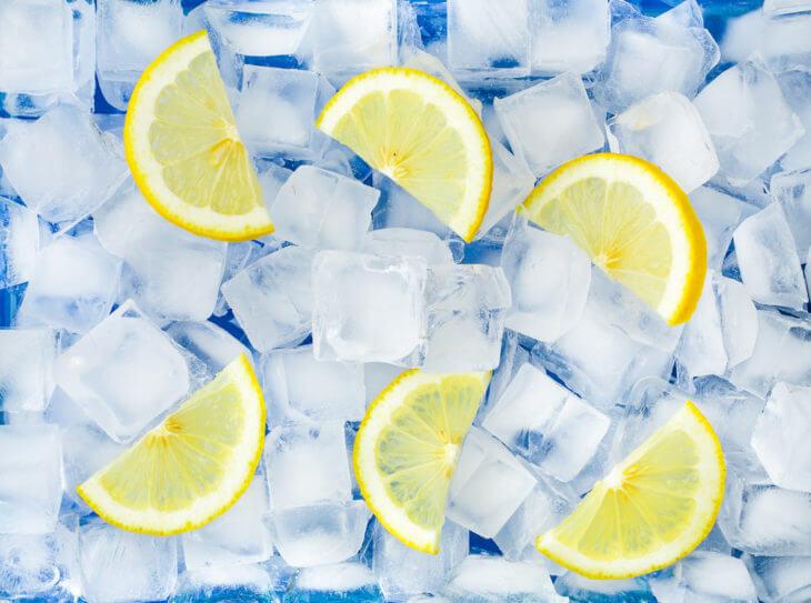 レモンを冷凍保存する場合は?