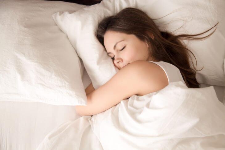 安心物質で脳がリラックス・快眠作用