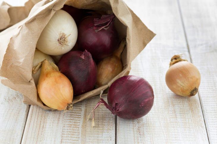 玉ねぎのおすすめの保存方法