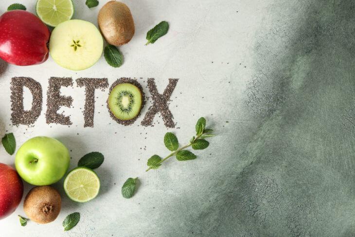 デトックス(毒素排出)効果