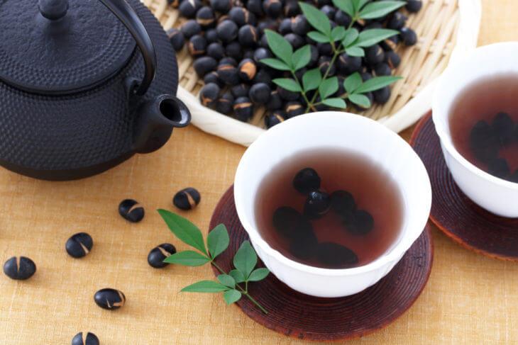 黒豆茶の栄養素は?他の豆類と栄養を比較!