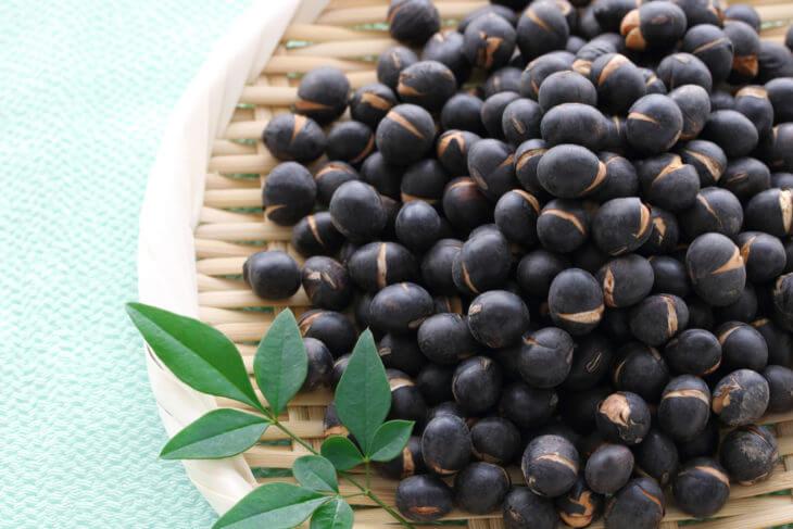 黒豆茶の栄養と効果効能まとめ