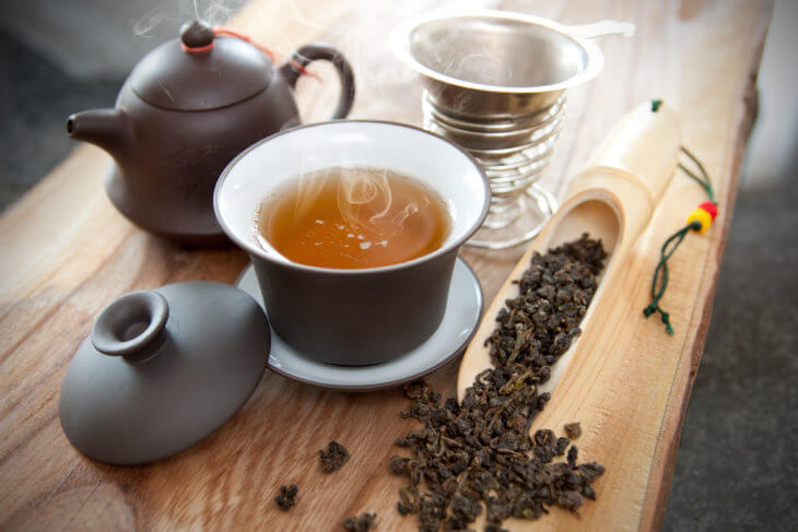 ウーロン茶の栄養素や効果効能まとめ