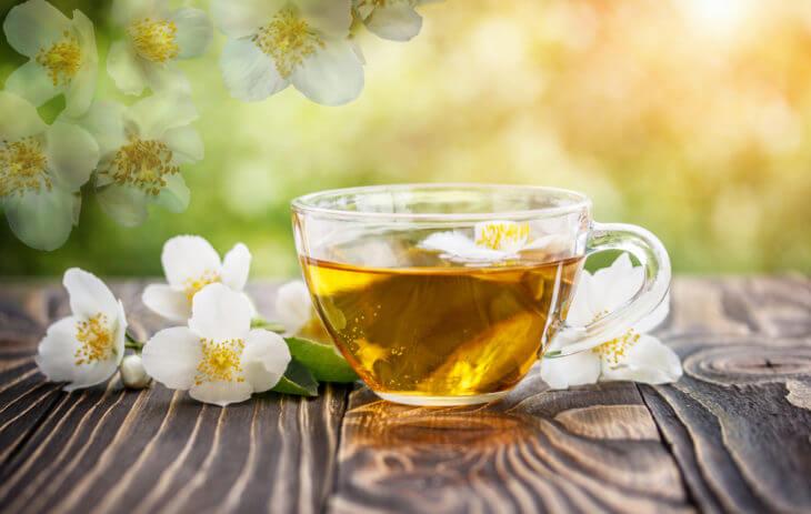 ジャスミン茶の栄養素や効果効能まとめ