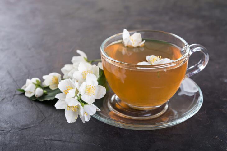 ジャスミン茶の淹れ方